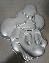 Wilton Mickey Mouse Band Leader Disney Aluminum Cake Pan 515-302 - $27.93