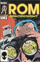 ROM: Spaceknight #62 January 1985 [Comic] by Bill Mantlo; Steve Ditko - $9.99