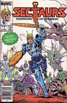 Sectaurs, Warriors of Symbion (Comic) June 1985, No. 1 (Fantasy-Filled P... - $5.99