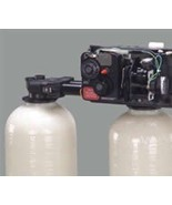 Fleck 9100 water softener control valve dual tank replacement head - $494.99
