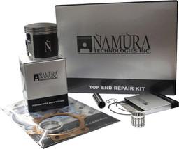 Namura Piston Gasket Kit 53.95mm 53.95 mm Honda CR125R CR125 CR 125R 125... - $74.95