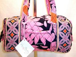 Vera Bradley Original Classic Barrel Style Handbag Loves Me NWT - ₨2,865.00 INR