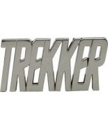 Star Terk Chrome Trekker Belt Buckle - $23.00
