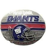 New York Giants Helmet Belt Buckle - $18.00