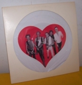 Hearts  Picture Disk LP