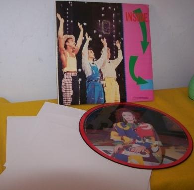 Culture Club  Picture Disk LP