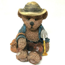 Ks Collectibles Teddy Bear Miner Shovel Bag - $15.99