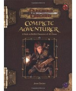 Complete Adventurer: A Guide to Skillful Characters of All Classes (Dung... - $64.33
