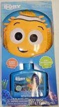 Disney Finding Dory 2 Piece Kids Wash Buddy Set- Ocean Fruit Scent- Dory... - $7.88