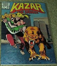 """Ka-zar The Savage No. 26 May """"Escape From New York"""" (Volume 1) [Comic]  - $7.99"""