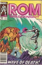 ROM: Spaceknight #57 August 1984 [Comic] by Bill Mantlo; Sal Buscema - $9.99