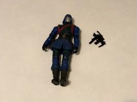 2003 Vintage Hasbro G.I. Joe Cobra Commander Action Figure (Ref # 17-52) - $8.00