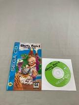 Chuck Rock II: Son of Chuck, Game & Manual w/ Registration, Sega CD - $29.99
