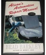 HC book Alison's Automotive Repair Manual by Brad Barkley - $2.00