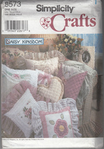Simplicity Daisy Kingdom 8573 Pillows and Frames  - $12.30