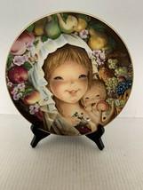 """Juan Ferrandiz Plate Schmid Collection """"Orchard Mother and Child"""" #2365 LE 1972 - $10.00"""