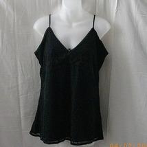 New junior XL size 15/17 No Boundaries black camisole  - $7.50