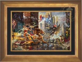 Thomas Kinkade Women of DC 18 x 27 LE Estate Edition Canvas (Framed) DC Art - $2,750.00