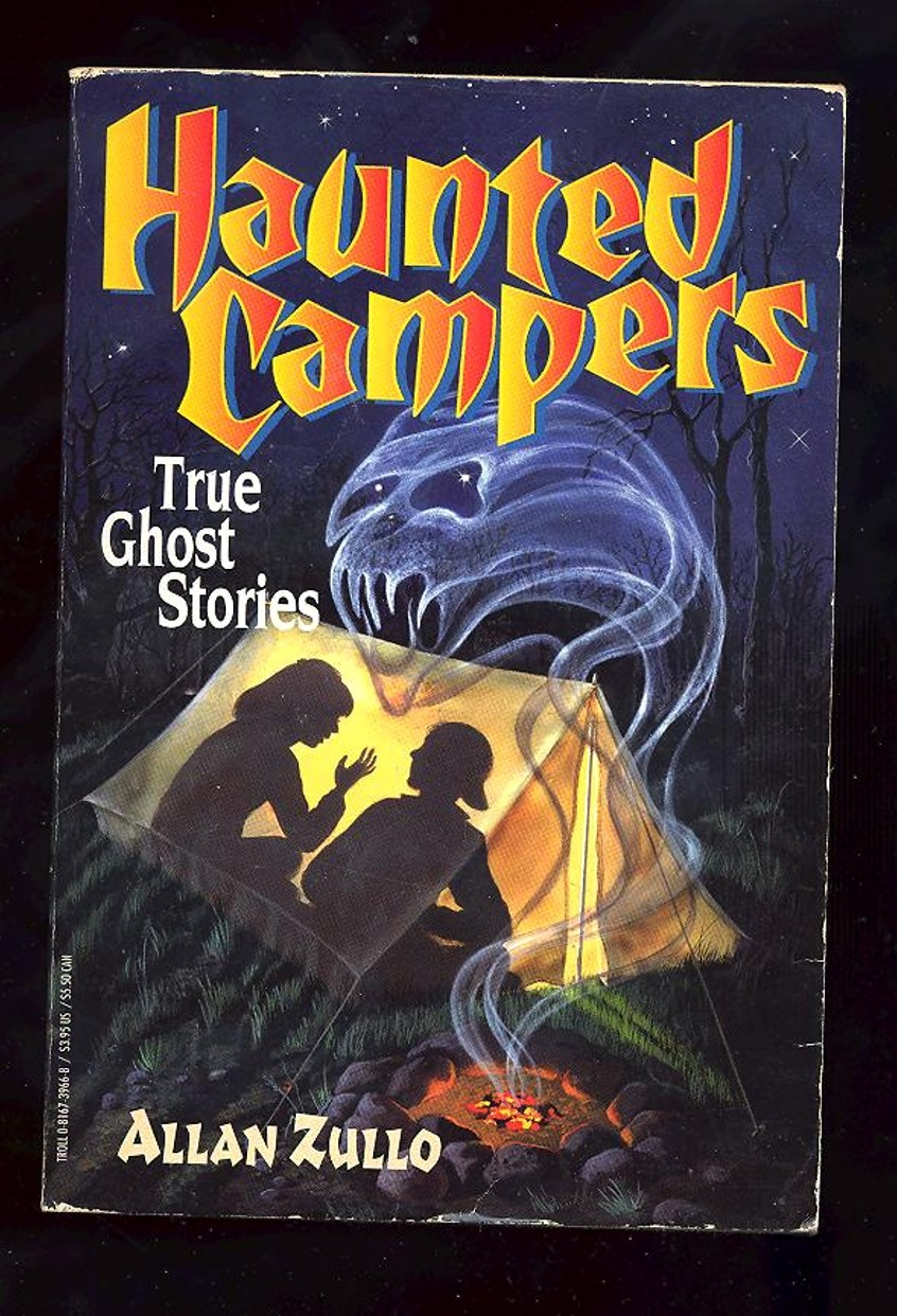 Primary image for Haunted Campers by Allan Zullo