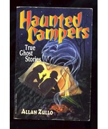 Haunted Campers by Allan Zullo - $1.88