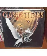Clash of the Titans Original Soundtrack [Vinyl] Laurence Rosenthal - $24.99
