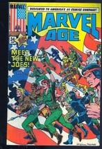 Marvel Age   #34 Comic Book - $7.99