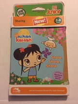 Leap Frog Tag Junior Ni Hao LAN SharE, Share, Share Game 2-4 Yrs NEW - $6.92