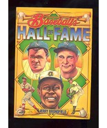 Baseball's Hall of Fame by Jerry Brondfield - $1.88