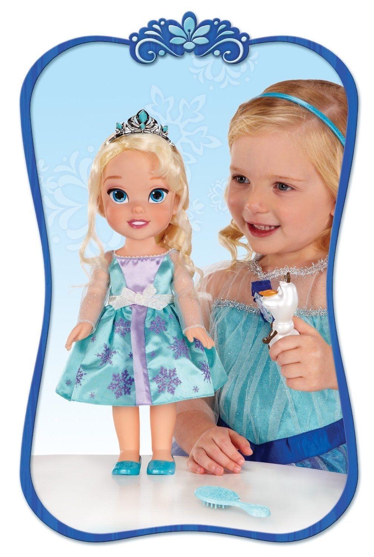 Image 1 of Princess Elsa Frozen Toddler 14