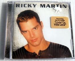 RICKY MARTIN  CD Livin LaVida Loca - $7.99