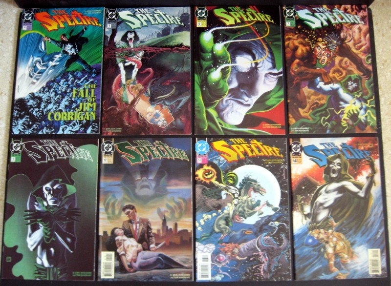 Primary image for Spectre (1993; 3rd Series) #4-7, 9, 12-26, 50 Lot