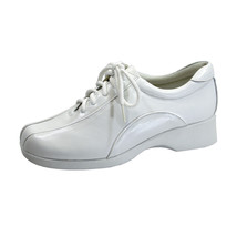 24 Hour Comfort Brisa Women's Wide Width Leather Lace-Up Shoes - $44.95