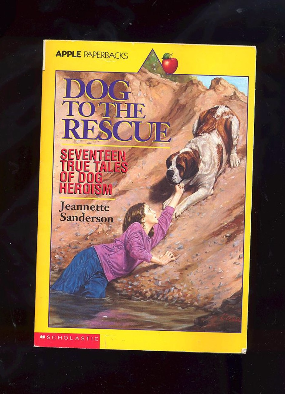 Primary image for Dog To The Rescue by Jeannette Sanderson