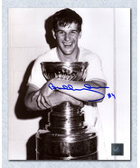 Bobby Orr Boston Bruins Autographed Stanley Cup Champion 11x14 Photo: GN... - $400.00