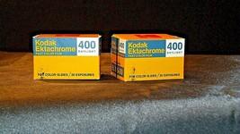 2 Rolls of Kodak Film AA20-2089 Vintage image 2