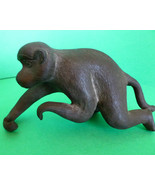 VINTAGE JAPANESE BIZEN CERAMIC MONKEY FIGURE CI... - $225.00