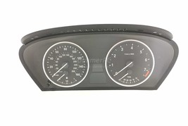 BMW E60 5-Series E61 Dash Instrument Cluster Display 122k 6-Cyl 2004-201... - $222.75