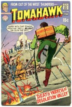 Tomahawk Comics #130 1970-Neal Adams- DC Western  VF- - $94.58