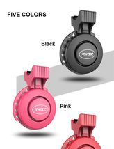 Charging waterproof bicycle ring bicycle bell electronic horn - $18.10