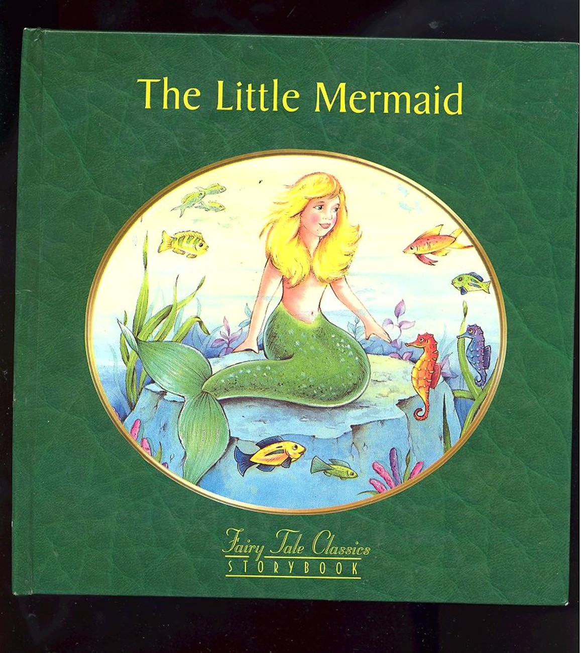 Primary image for The Little Mermaid HB (1998)