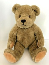 "Gund teddy bear 1982 Bialosky Bear light brown stuffed animal sits 11"" p... - $4.99"