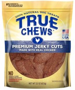 True Chews Premium Jerky Cuts Made With Real Chicken - $14.95