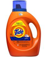 Tide Laundry Detergent Liquid, Original Scent, HE Turbo Clean, 64 Loads  - $26.22
