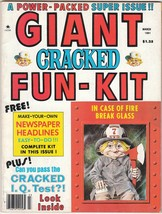 A vintage collectors issue of Cracked Magazine ... - $12.80