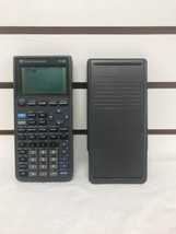 Texas Instruments TI-82 Graphing and Programmable Calculator Works Great - $12.19