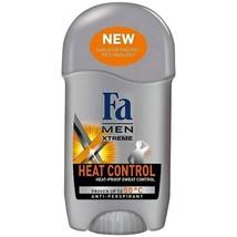 Fa Men Xtreme Heat Control Stick Deodorant anti-perspirant -FREE Shipping - $7.91