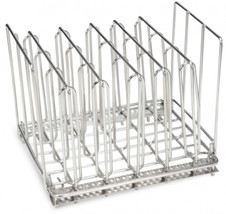 Stainless Steel Sous Vide Rack with 5 Divider Racks - $29.99