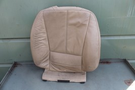 2001 Mercedes Benz ML320 Front Backerest Leather Seat Cover V883 - $117.60