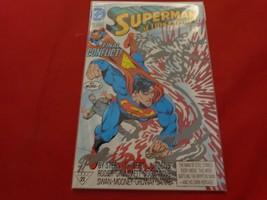 SUPERMAN ACTION COMICS #667 NM+ 1991 by Dc Comics - $3.00