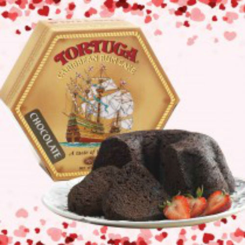 Primary image for TORTUGA CARIBBEAN CHOCOLATE RUM CAKE 33 OZ
